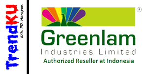 Logo Greenlam by TrendKU